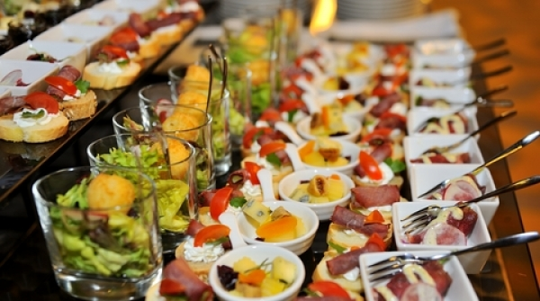 Top Trends in Catering