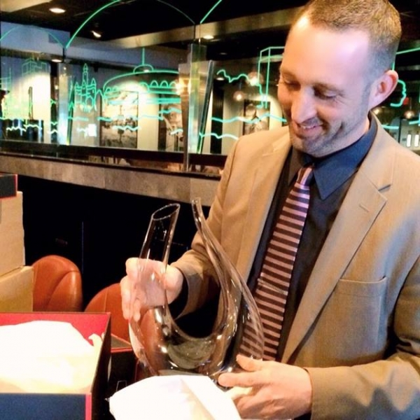 Scotch & Sirloin Sommelier of the Month!!!